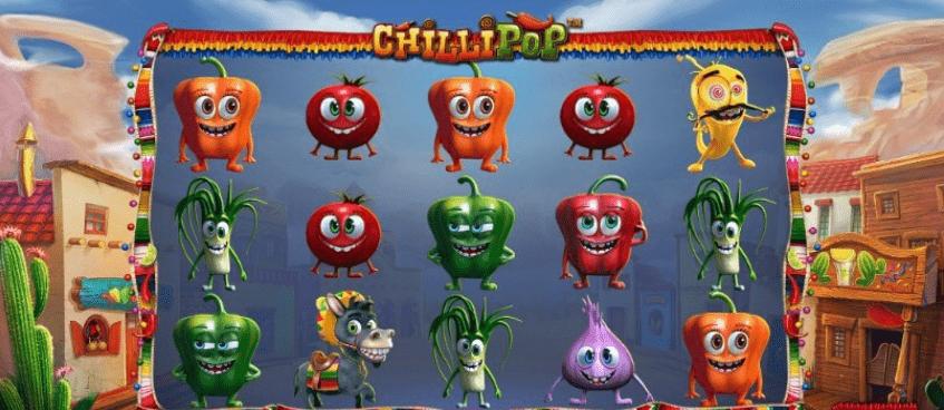 характеристики игры Chillipop