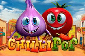 Chillipop игровой автомат